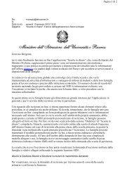 E-mail del 13/01/12 - Info-Scuole