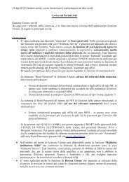 Avviso sul Portale Sidi Gestione Utenze: novità Da ... - Info-Scuole