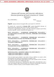 Nota n.3519 del 04/12/09 - Info-Scuole