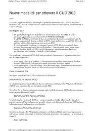 Avviso del 01/03/13 - Info-Scuole