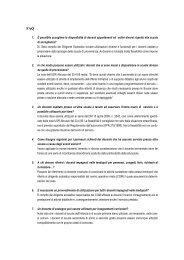 1. È possibile accogliere la disponibilità di docenti ... - Info-Scuole