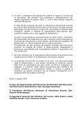 CONVENZIONE TRA MINISTERO DEL LAVORO ... - CUB Piemonte - Page 4