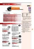Vizualizare catalog PDF Fein - sectiunea polizoare - Page 3