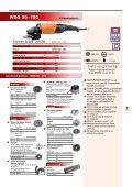 Vizualizare catalog PDF Fein - sectiunea polizoare - Page 7