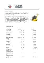 DPU 3060H-TS Umkehrbare Vibrationsplatte 30kN, 60cm/24in