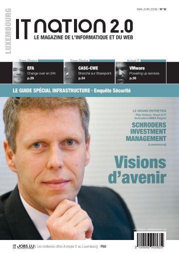 Visions d'avenir - ITnation