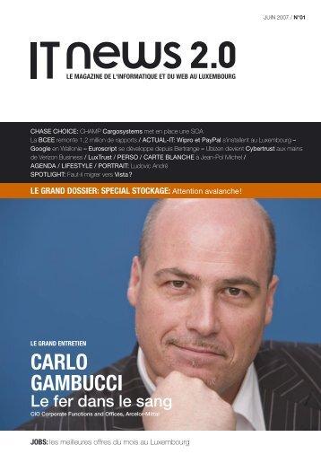 CARLO GAMBUCCI - ITnation