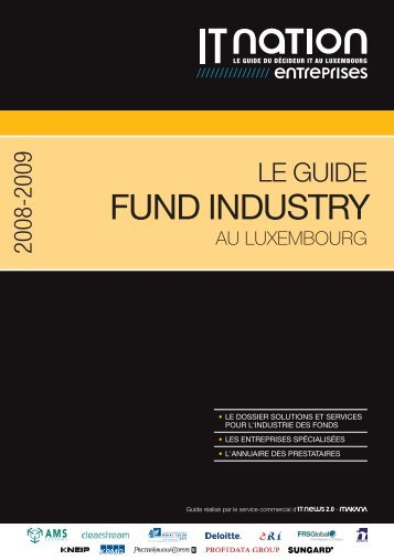 FUND INDUSTRY - ITnation