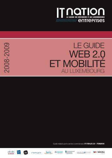 WEB 2.0 ET MOBILITÉ - ITnation