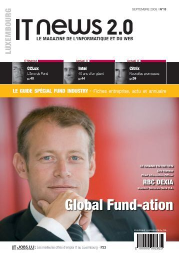 Global Fund-ation - ITnation