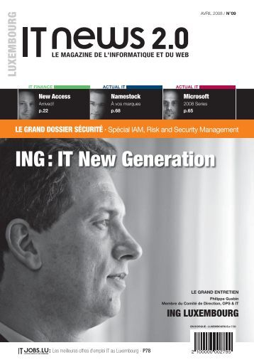 ING : IT New Generation - ITnation
