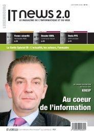 Au coeur de l'information - ITnation