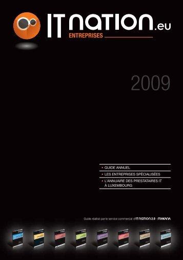 guide annuel • les entreprises spécialisées • llannuaire ... - ITnation