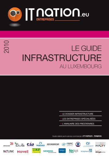 INFRASTRUCTURE - ITnation