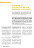 CONSULTANCE ET DÉVELOPPEMENT - ITnation - Page 6