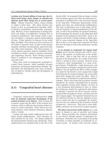 3.11 Congenital heart diseases