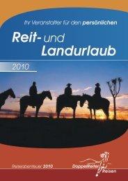 Deutschland - DoppelReiter Reisen