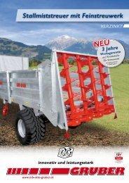 Informationen finden Sie hier - Ladewagen Otto Gruber