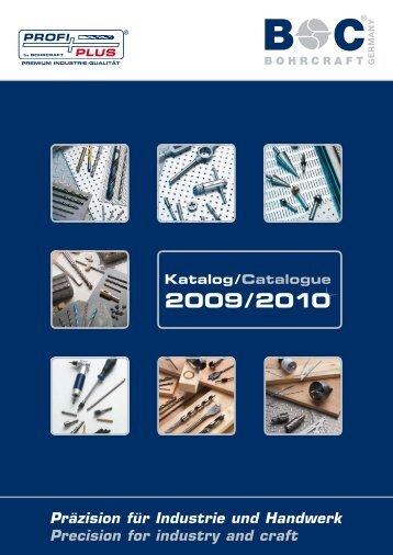 Bohrcraft Katalog - Gama - profesionalni alati