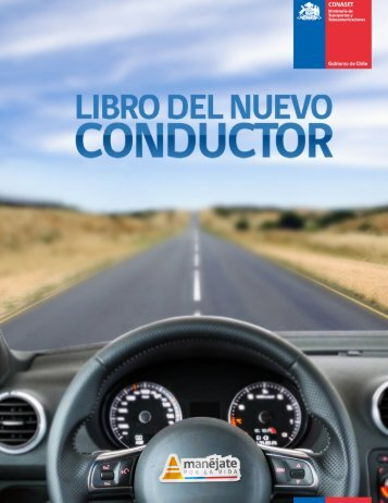Libro del Nuevo Conductor - Conaset