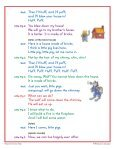 Three Little Pigs Plays for Every Day - Primary Concepts - Page 2