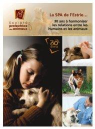 cahier_specialSPA_mont:Mise en page 1 - SPA Estrie