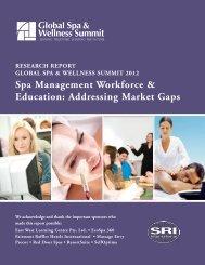 spa management Workforce & education - Association québécoise ...