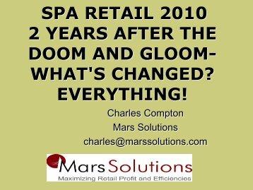 Retail Basics - spa