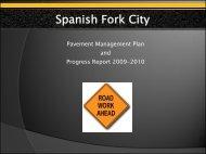 here - Spanish Fork