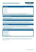 Produktinformationsblatt SpardaSparCard - Sparda-Bank West eG - Page 2