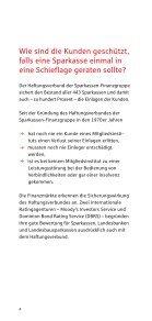 Sicherheit von Geldanlagen - Sparkasse Aachen - Seite 4