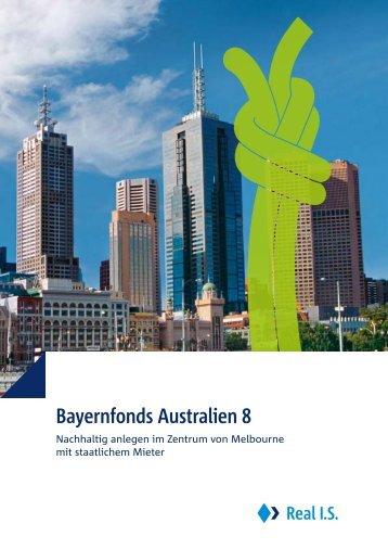 Flyer Bayernfonds Australien 8