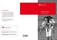 MasterCard Gold Service-Guide - Sparkasse Radevormwald ...