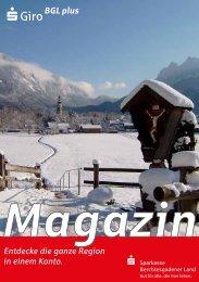 Giro BGL plus Magazin Nr. 9 (pdf, 1,6 MB) - Sparkasse ...