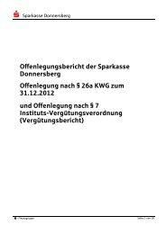 Jahr 2012 - Sparkasse Donnersberg