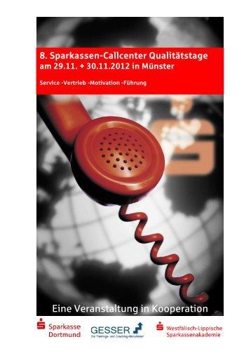 Einladung komplett - Sparkasse Dortmund