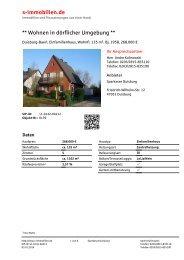 Immobilie des Monats (pdf) - Sparkasse Duisburg