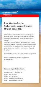 Flyer - Sparkasse Engen-Gottmadingen - Seite 2