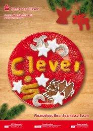 Cl€ver Dezember 2012 - Sparkasse Essen
