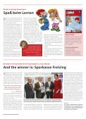 S-Magazin - Sparkasse Freising - Page 5