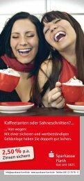 Produkt-Flyer - Sparkasse Fürth
