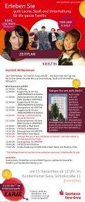 Familientag - Sparkasse Gera-Greiz - Seite 2