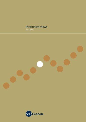 Investment Views - VP Bank