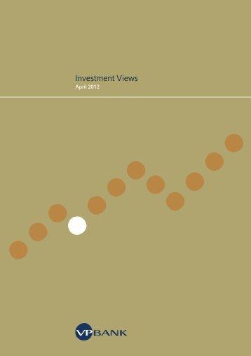 Investment Views April 2012 (PDF, 5255 KB) - VP Bank