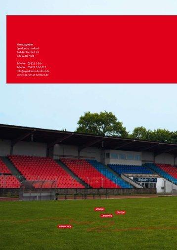 Jahresbericht 2008 - Sparkasse Herford