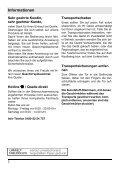 Gebrauchsanweisung Geschirrspüler Pro Comfort 80500 - Seite 2