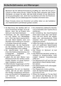 Gebrauchsanweisung Geschirrspüler Pro Comfort 80500 - Seite 4