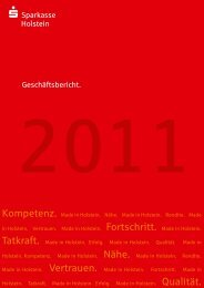 Download (PDF) - Sparkasse Holstein