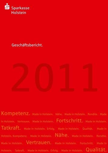 Download (PDF) - Sparkasse Holstein