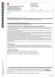 Vereinbarung über den Einzug von Forderungen durch SEPA-Basis ...
